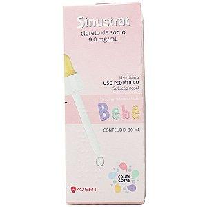 Sinustrat Bebê Solução Nasal 30ml