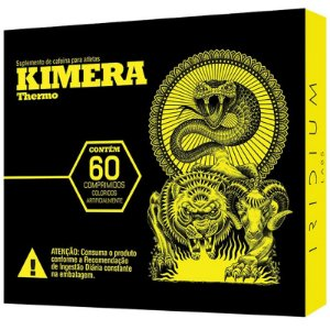 Kimera Thermo com 60 Comprimidos