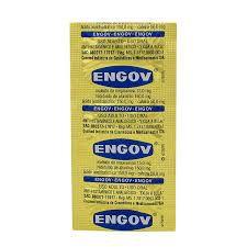 Engov com 6 Comprimidos