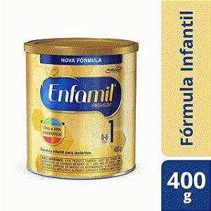 Enfamil Premium 1 com 400 Gramas