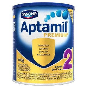 Aptamil 2 com 400 Gramas