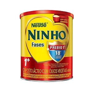 Composto Lácteo Nestlé Ninho Fases 1+ Lata 800g