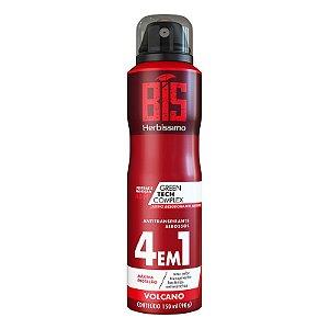 Desodorante Aerossol Bis Herbíssimo Masculino Volcano 150ml