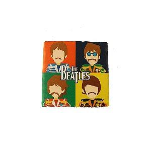 Porta copos Beatles color