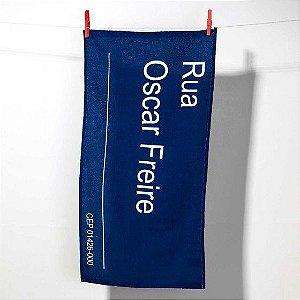 Jogo Americano Oscar Freire