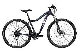 Bicicleta Caloi Kaiena Comp tam. M A17