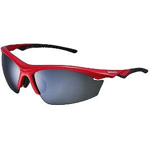 Óculos Shimano Ce-eqx2-pH VERMELHOR PH 3 Lentes