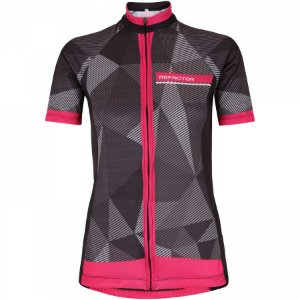 Camisa Ciclismo Refactor Feminina Murcielago
