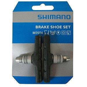 Sapata de freio v brake Shimano Deore M70T4 BR-M530