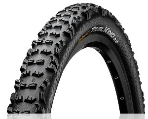 Pneu Continental Trail King 29 x 2.4 dobrável Tubeless