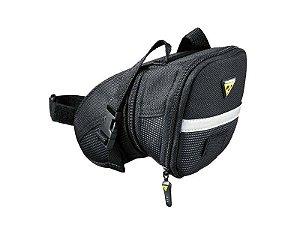 Bolsa De Selim Topeak Aero Wedge Pack Com Tiras L