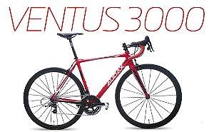 Bicicleta Speed Audax Carbon Ventus 3000 Tam.52