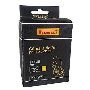 Câmara De Ar Pirelli Mtb 29er - Valvula Presta 48mm