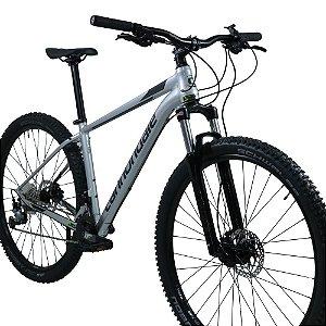 Bicicleta Cannondale Trail 6 Cinza T17