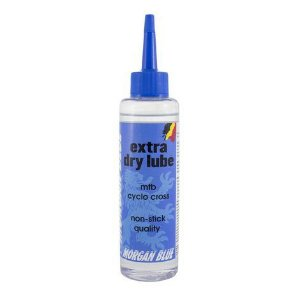 Óleo Lubrificante 125ml Extra Dry Lube Morgan Blue
