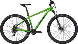 Bicicleta Cannondale Trail 7 29 16V Verde 2021