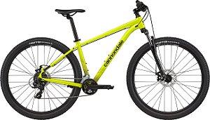 Bicicleta Cannondale Trail 8 29 14v amarela 2021