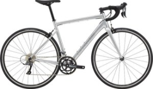 Cannondale CAAD Optimo 4 700 16V Prata 2021