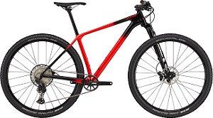 Bicicleta Cannondale F-Si Carbon 3 29 12V vermelho 2021