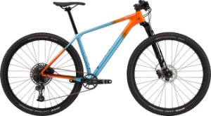 Bicicleta Cannondale F-Si Carbon 4 29 12V Azul/Laranja 2021