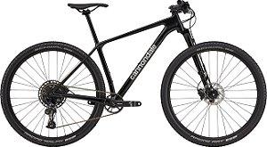 Bicicleta Cannondale F-Si Carbon 4 29 12V preto 2021
