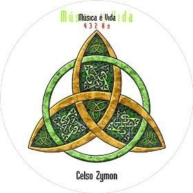 CD Music is Life de Celso Zymon