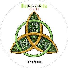 CD Music is Life de Celso Zymon