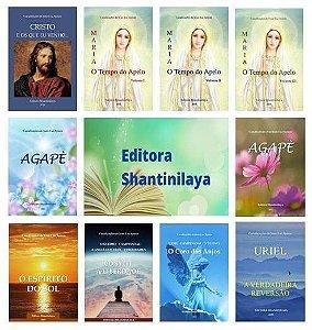 BIBLIOTECA COMPLETA COM EBOOKS DA EDITORA SHANTINILAYA