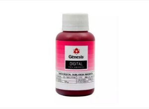 Tinta Sublimatica 100ml Magenta