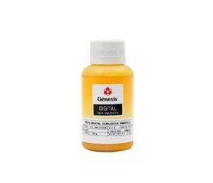 Tinta Sublimatica 100ml Amarela