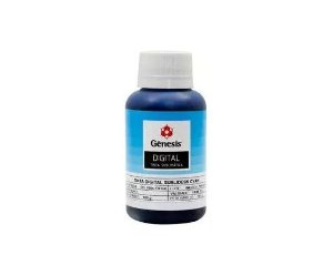 Tinta Sublimatica 100ml Ciano