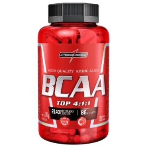BCAA TOP 4:1:1 - 120 CAPS