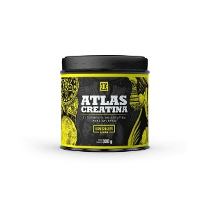Atlas Creatina - 300g - Iridium Labs