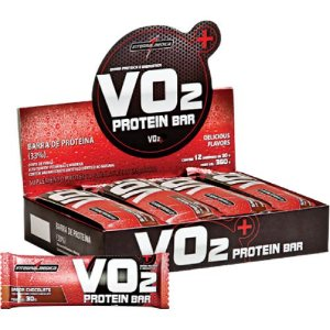 Vo2 Protein Bar 12Un - Integralmédica