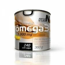 ProN2 Ômega 3 -240 caps - Pronutrition