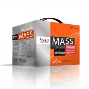 Hipercálorico Mass Basic Box - 2.8Kg - Pronutrition Basic