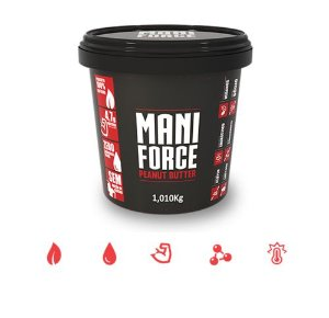 Pasta de Amendoim Mani Force - Manibi