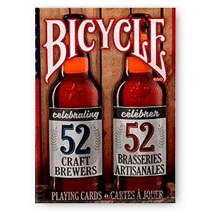 Baralho Bicycle Craft Beer 2