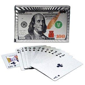 Baralho Dólar Prata