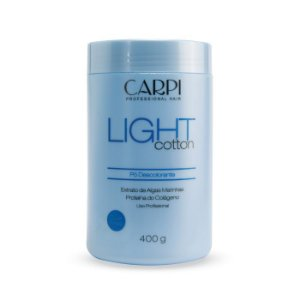 Pó Descolorante - Light Cotton - 400g