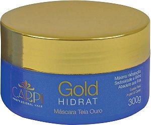 Máscara Gold Hidrat - Teia Ouro - 300g