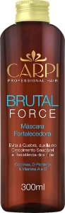Máscara Fortalecedora - Brutal Force - 300g