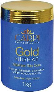 MÁSCARA GOLD HIDRAT - TEIA OURO - 1KL