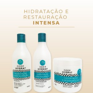 kit Deep Hydrat 500ml