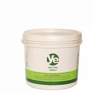 Creme Alisante  Yellow Hidróxido de sódio 1,8kg