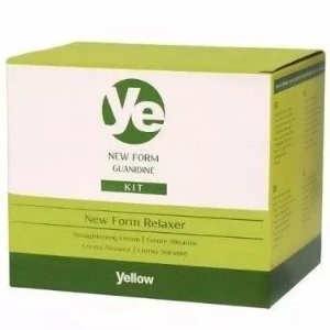 Relaxamento de Guanidina Yellow New Form 200g
