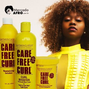 Curso Permanente Afro Soft Sheen