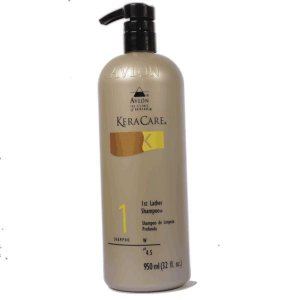 KERACARE FIRST LATHER SHAMPOO 950ml