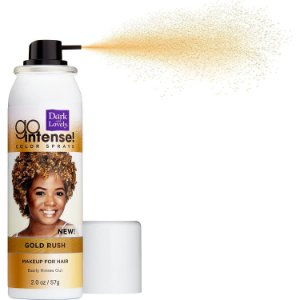 Go Intense Spray Gold Rush Tonalizador Instantaneo 57g
