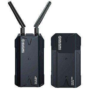 Kit Transmissor e Receptor Sem Fio Hollyland Mars 300 Pro HDMI